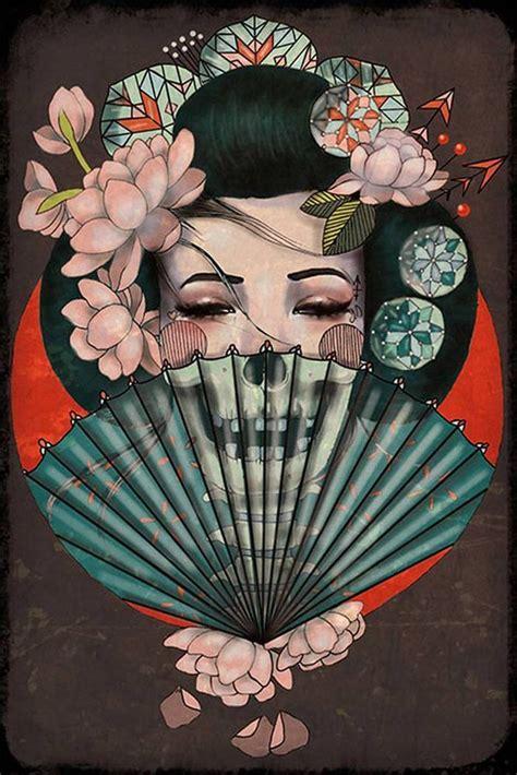 geisha tattoo artists 25 best tattoo japanese style ideas on pinterest