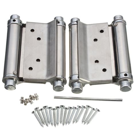swing out door hinges a pair 3 inch adjustable door hinge for swing western door