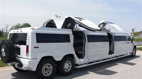 Hammer Limousine by Hummer Limousine