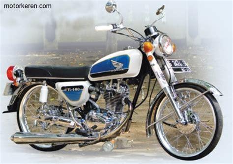 Knalpot Honda Cb100 By Loak Cb sejarah honda cb di indonesia cb 100
