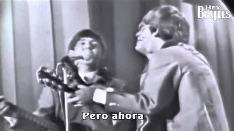 beatles this boy the beatles this boy subtitulado