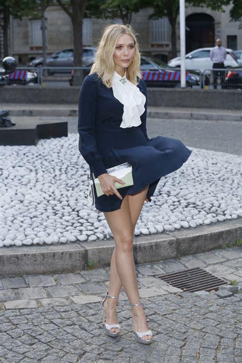 Beth Wardrobe by Elizabeth Has A Marilyn Moment In Breezy