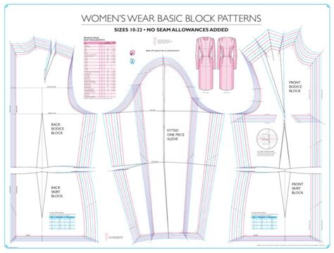 clothes pattern blocks 451 best images about sloper on pinterest sewing