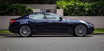 Maserati Ghiblis 2017 Maserati Ghibli Review Caradvice