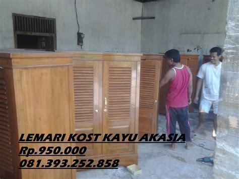 Lemari Kayu Dan Nya jasa membuat lemari kost tempat tidur kost dan mebel