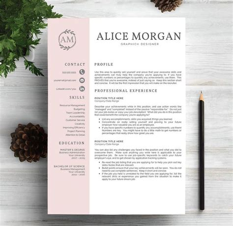 Creative Professional Resume Templates by Best 25 Creative Resume Templates Ideas On Cv