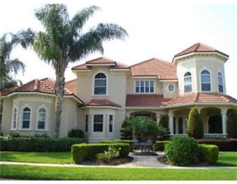 choose an exterior paint color that matches your landscape in port florida burnett 1