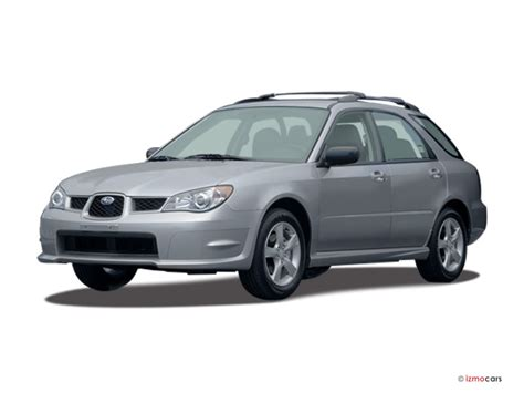 2007 subaru impreza wagon prices reviews and pictures u s news world report