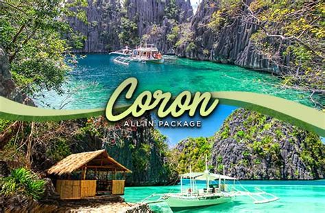37 3 days 2 nights in coron palawan package promo