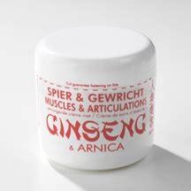 Ginseng Per Ons ginseng creme arnica 250 ml vitaminemarkt
