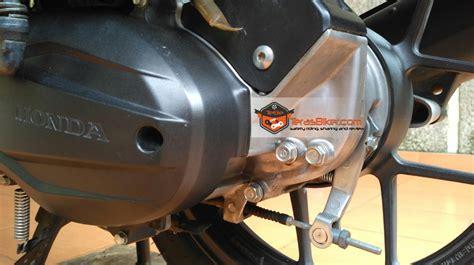 Alarm Motor Vario Techno 125 diy ganti sendiri oli gardan vario techno 125 esp