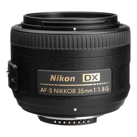 Lensa Nikon 35mm F 1 8g nikon af s dx 35mm f 1 8g harga dan spesifikasi