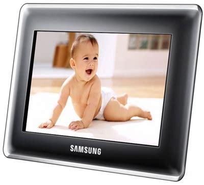 cornici digitali samsung samsung spf 107h and spf 87h digital photo frames itech