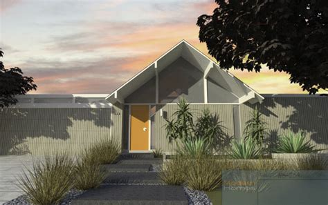 home design brand a brand new eichler home now it s possible design milk