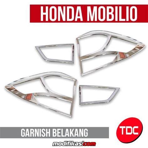 Paking Tutup Klep Honda Mobilio Original Honda baru honda mobilio garnish talang air tutup mobil variasi aksesoris