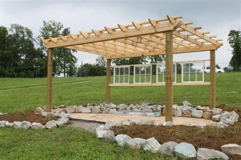how much to build a pergola pergola gazebo ideas
