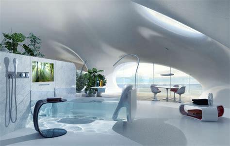 pool house badezimmerideen design badewanne wer hat die badewanne versteckt
