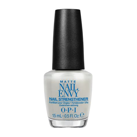 Opi Nail Products by Opi Nail Envy Nail Strengthener Matte Formula 15ml