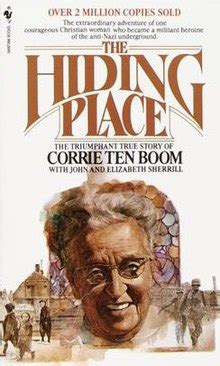 A Place Book Wiki The Hiding Place Biography