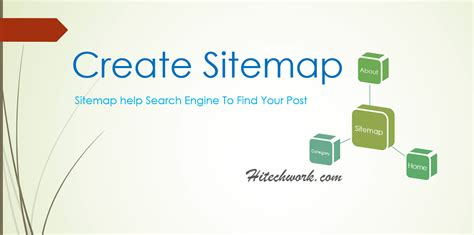 create a sitemap create xml sitemap in why it is important for