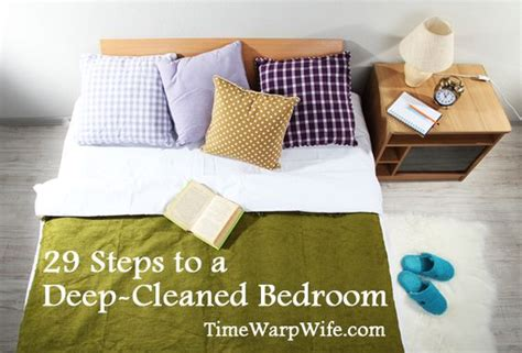 how to deep clean bedroom awesome cleaning tips and cleaning checklist on pinterest