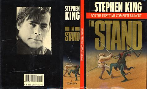 the two one stand books the stand stephen king