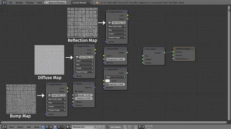tutorial blender nodes basics of realistic texturing blender guru
