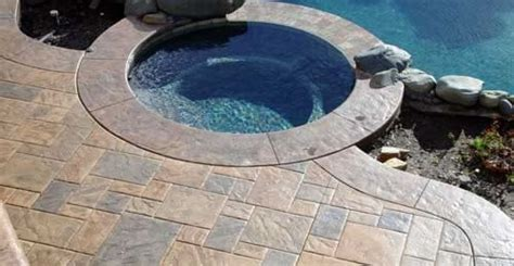 concrete toppings  swimming pool deck coatings