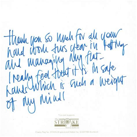 Thank You Letter Landlord Our Clients Say It Best Property Management