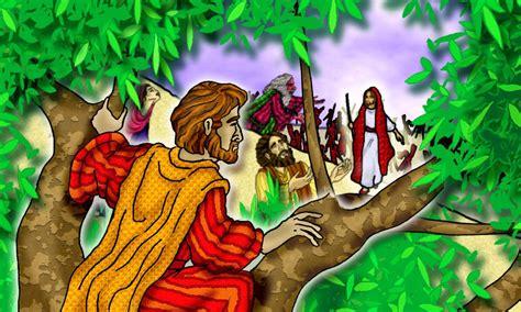 imagenes biblicas de zaqueo religi 243 n las vegas jes 218 s y zaqueo lc 19 1 10