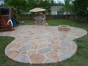 Design A Patio by Stone Patio Designs Home Improvement