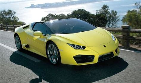 lamborghini huracan rwd spyder launched price in india at