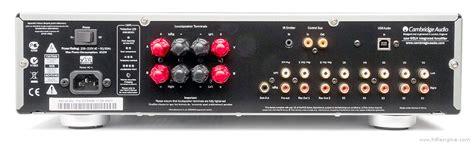 Cambridge Audio Azur 651a Manual Stereo Integrated