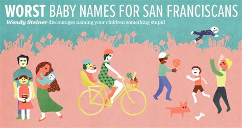 worst baby names goodtoknow worst baby names for san franciscans the bold italic