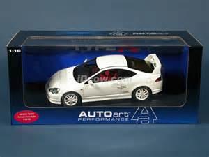 2002 honda integra type r acura rsx diecast model car 1