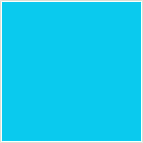 bright blue color 0acbee hex color rgb 10 203 238 bright turquoise