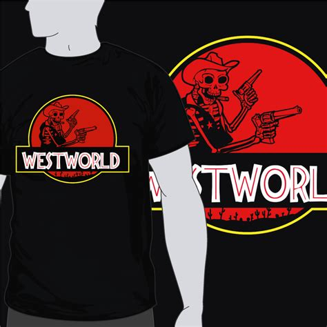 Kaos Deadpool 18 westworld tak camisetasfrikis es