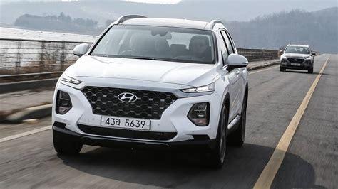2019 Hyundai Santa by 2019 Hyundai Santa Fe Drive Reshaped Resized
