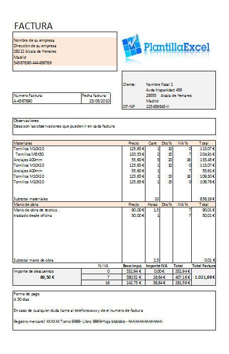 numerador automtico para facturas o recibos en excel facturacion diversos modelos en excel opiniones precios