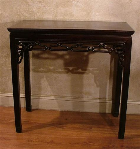 Mid 19th Century Rosewood Altar Table For Sale