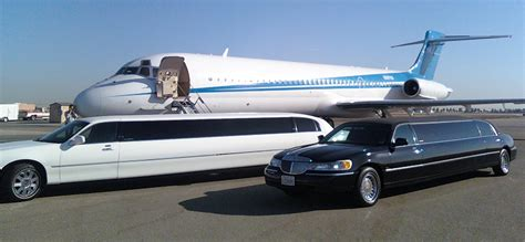 Limousine Airport Transfers by Prism Limousine Services Airport Transfers