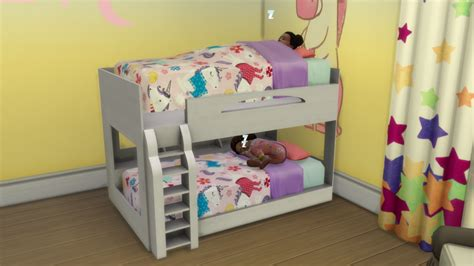 download sims 4 cc bunk beds the sims 4 mods functional toddler objects