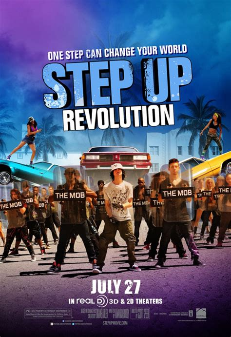 film up scheda step up revolution 2012 poster 1 trailer addict