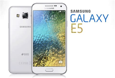 Samsung E5 samsung galaxy e5 complete specs features and price in
