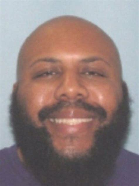 Steve Stephens Criminal Record Cleveland In Live Murder Hunt Steve Stephens World News