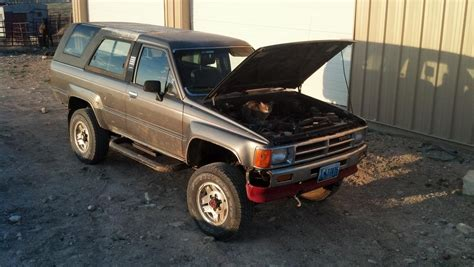 89 Toyota 4runner N00b Here With An 89 T4r Toyota 4runner Forum