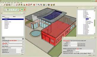 House Modeling Software Free Ies Sketchup Room Building Properties Overview