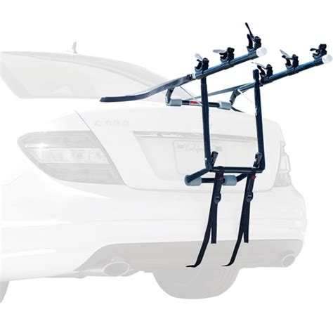 Allen 3 Bike Rack by Allen Sports Deluxe Trunk Mounted 3 Bike Carrier Model