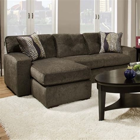sectional sofa for small spaces homesfeed small sectional sofa with chaise perfect choice for a