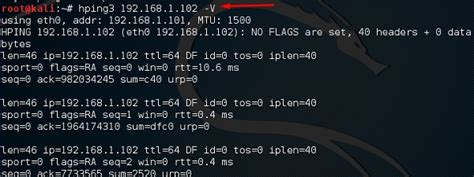 hping3 tutorial kali linux न प ल ह य क ङ ब लग kali linux information gathering tools